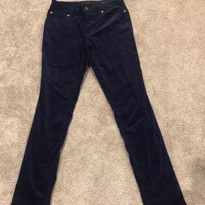 Jessica Simpson forever skinny navy jeans size 27